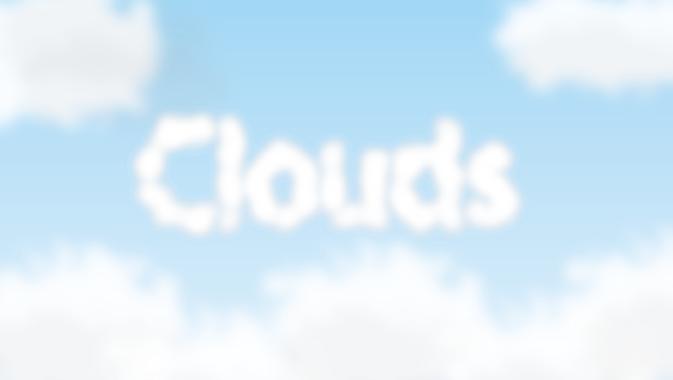 Illustratorアピアランスでお手軽にリアルな雲を描く方法