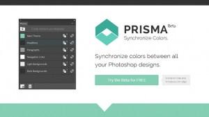 Photoshopのオブジェクトカラーを一括変更!超便利なプラグイン「PRISMA」