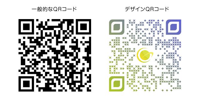 QRコード例
