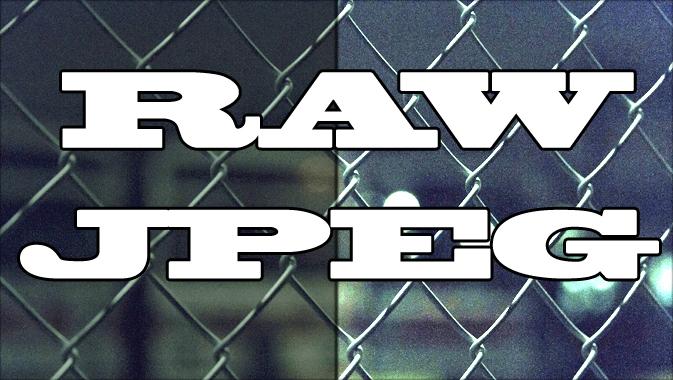 撮影時はRAWとJPEGどっちで保存するのが適切?