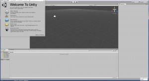 Unity操作画面