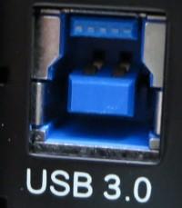 USB3.0接続機器側差込口2