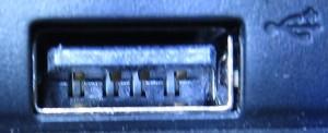 USB2.0PC側差込口