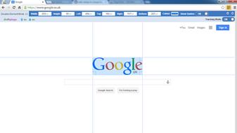 Page Ruler使用画面