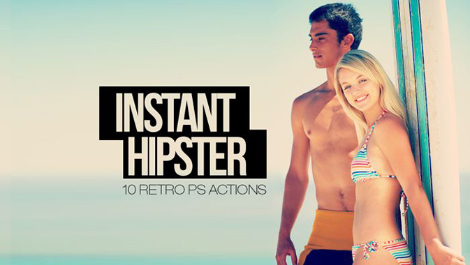Instant-Hipster