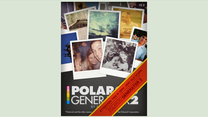 Polaroid-GENERATOR-V22