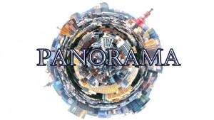 Photoshop パノラマ写真から簡単に惑星風写真を作る方法