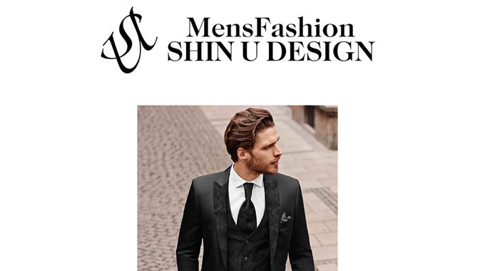 SHIN U DESIGNのスクリーンショット