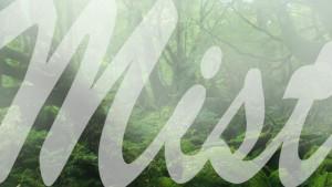 Photoshopで幻想的な霧を作るチュートリアル