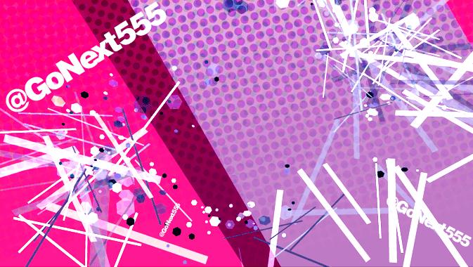 紙ふぶきアクションを応用したサンプル画像