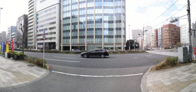 ウィン五反田前パノラマ写真