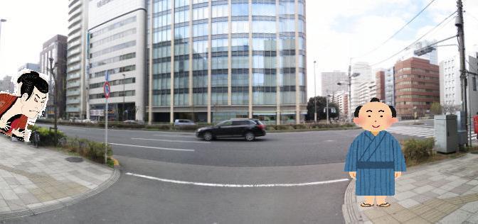 ウィン五反田前通路コラ