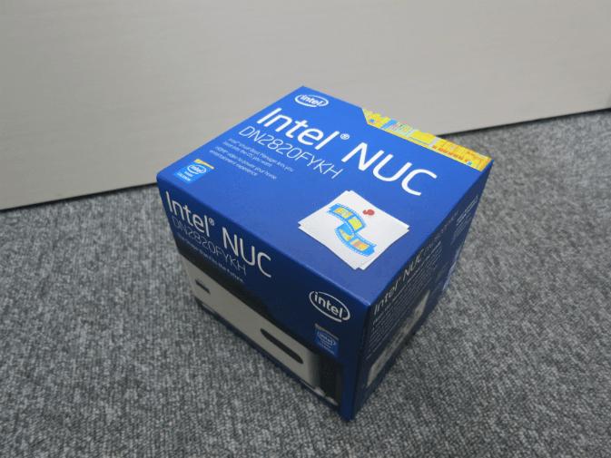 これがNUCです