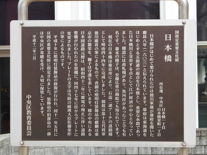 日本橋の文章