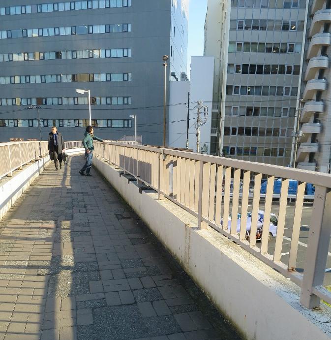 西五反田 陸橋