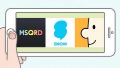 SNSで使える面白いカメラアプリ -MSQRD、SNOW、FRAMY-