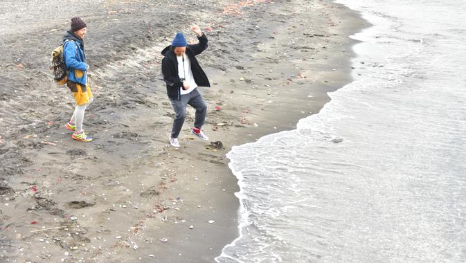 浜辺の画像2