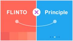 Flinto と Principleを比較~Web・アプリ開発にプロトタイピングツールを~
