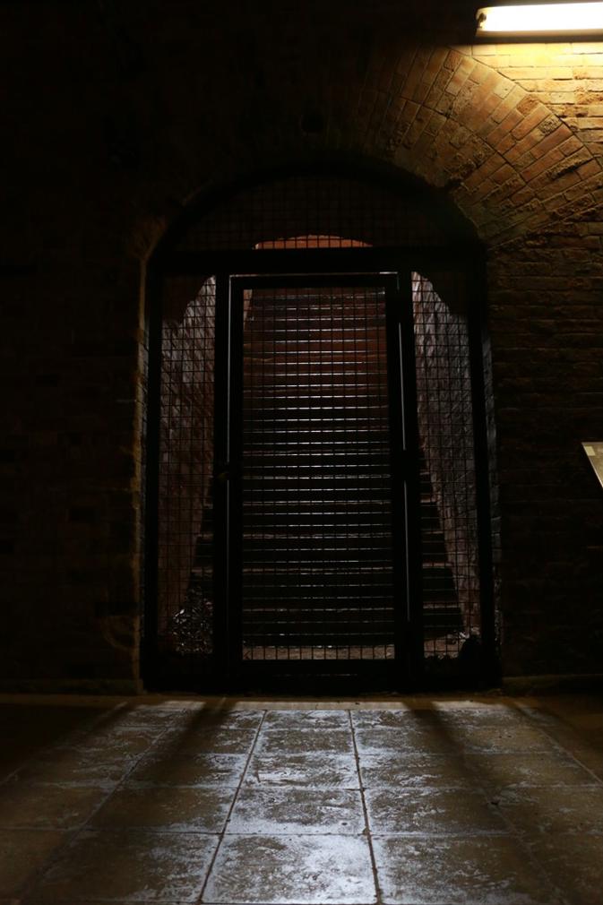 静寂の階段