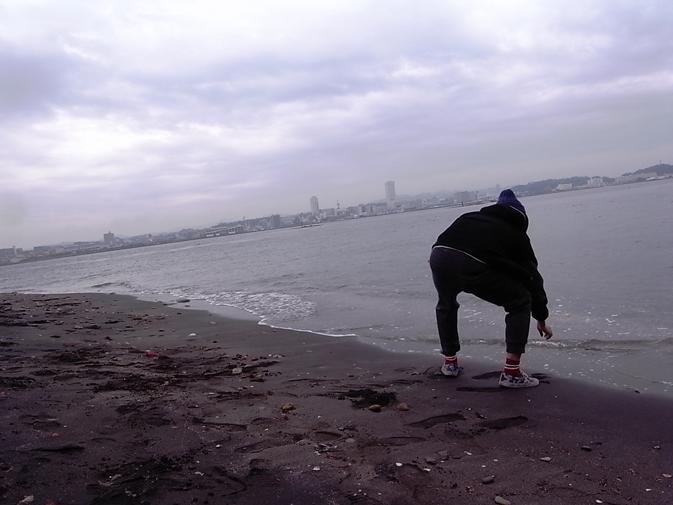 海辺に生息する妖怪のたぐい
