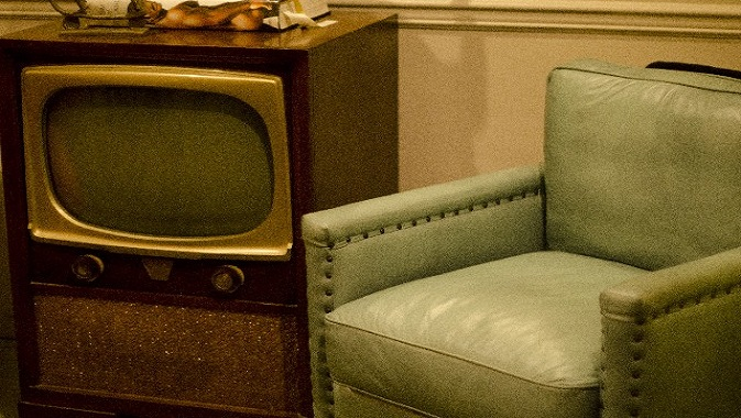 懐かしのテレビで仕事をしてみる【実装編】
