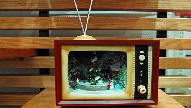 懐かしのテレビで仕事をしてみる【完結編】