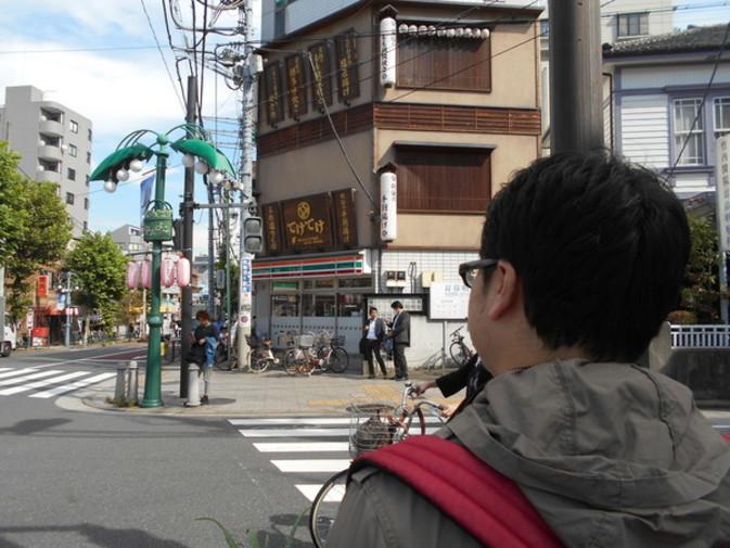 旧東海道コンビニ発見その1