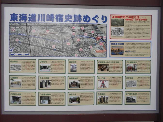 旧東海道の川崎