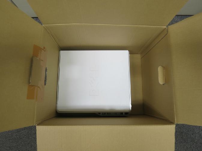 Dell Dimension C521 箱詰め