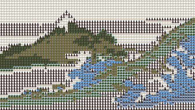 富士山コラージュ画像